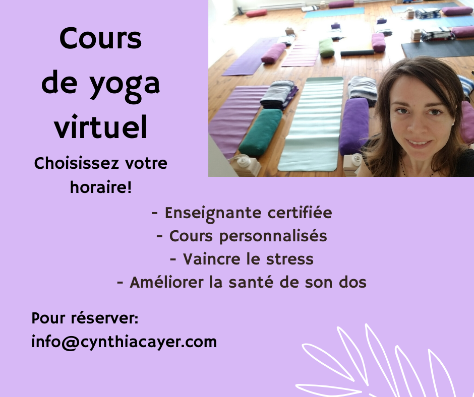yoga virtuel
